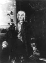Uitvinder van de piano Bartolomeo Cristofori