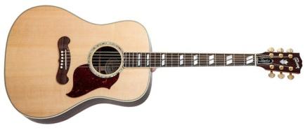 Dreadnought gitaar